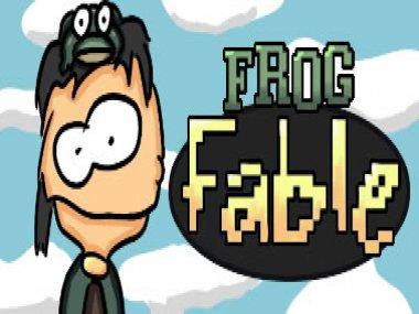 Bajka o žábě hra online